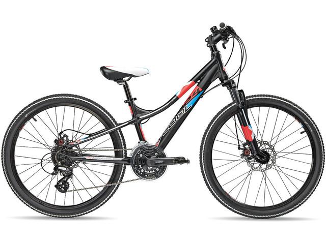 s'cool troX pro 24 24-S Black Matt
